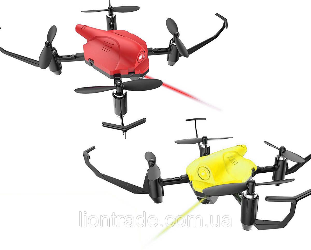 Бой квадрокоптеров Wowitoys Battle Drone