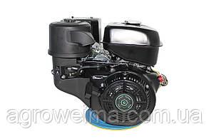 Бензиновый двигатель (под шпонку)Grunwelt 460 S