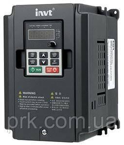 Преобразователь частоты INVT CHF100A-5R5G/7R5P-4