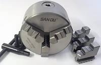 Токарный патрон Sanou K11-100 3500 r/min