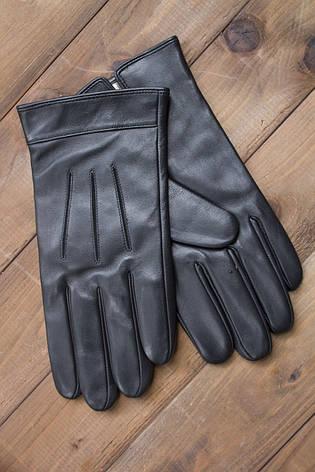 Мужские кожаные перчатки 934s3, фото 2