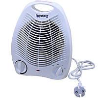Напольный тепловентилятор Rainberg RB-164 2000 W D10214 дуйчик для дома офиса електрический