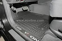 Коврики в салон Ssang Yong Kyron c 2006- , цвет:черный , производитель NovLine