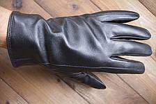 Мужские кожаные перчатки 937s1, фото 3