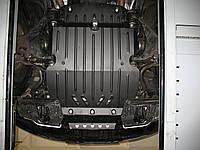 Защита двигателя на Toyota Land Cruiser 200 2007-