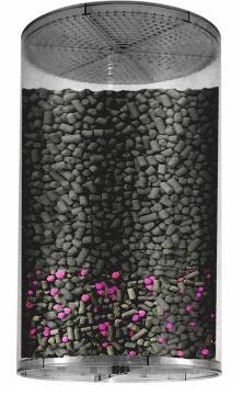 Фильтр Вейджер (США) для очистки вонючих газов от КНС, фото 2