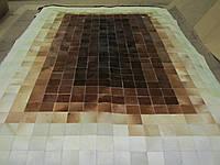 Купить лоскутные ковры печворк из натуральных коровьх шкур Кировоград