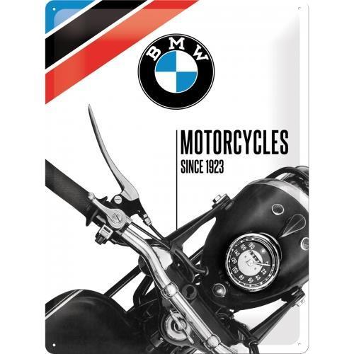Табличка Nostalgic-Art BMW - Motorcycles (23201)