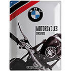 Табличка Nostalgic-Art BMW - Motorcycles (23201), фото 4