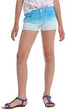 Детские шорты для девочки Desigual Испания 41D3100 Голубой