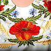 """Женское  платье с вышивкой """"Цветочный сад"""", фото 5"""