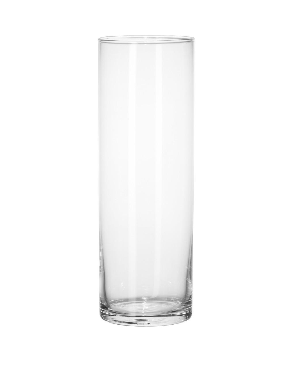 Ваза цилиндр 38,5 см Mazhura Vial X022