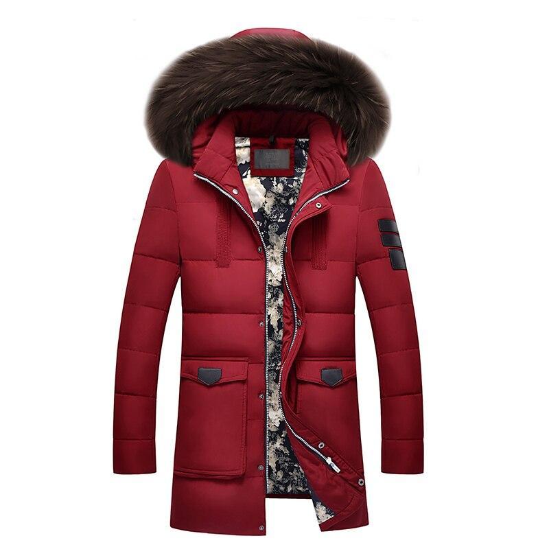 Мужская зимняя куртка размер 44 (3XL) AL-7851-35