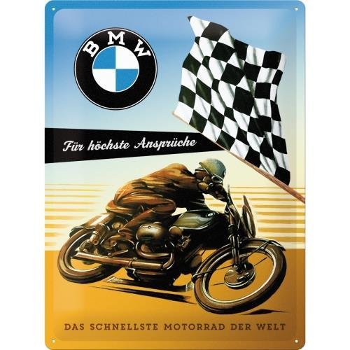Табличка Nostalgic-Art BMW - Anspruche (23202)