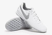 Бутсы футбольные для игры на жестких покрытиях муж. Nike Legend 8 Pro TF (арт. AT6136-100), фото 1