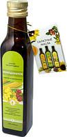 Масло растительное «Молодильное» Арго масло шиповника, горчичное, кукурузное, рыжиковое, Омега, для сосудов