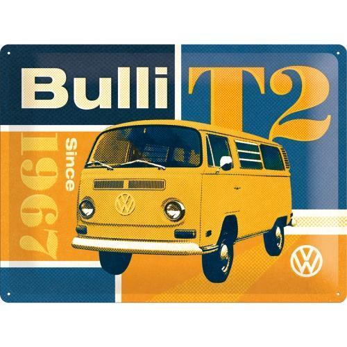 Табличка Nostalgic-Art VW T2 Bulli (23204)