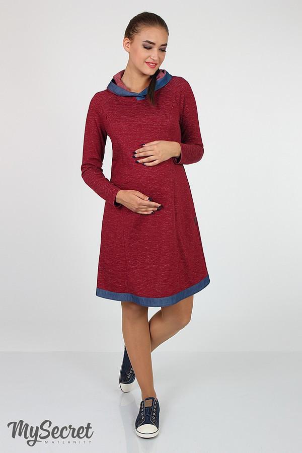 Платье для беременных и кормящих  Lein DR-17.032 (Размер - S, L)