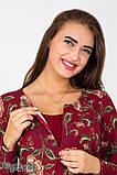 Платье для беременных и крмящих Florianna DR-37.081 (Размер S, M), фото 3