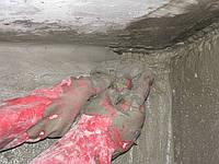 Пенекрит. Гидроизоляция швов, заделка трещин и примыканий в бетонных конструкциях