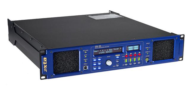 Цифровой усилитель с процессингом XTA Electronics DPA40