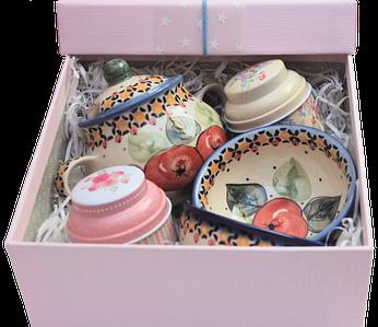 """Подарочный набор посуды """"Fruit Tea Set"""""""