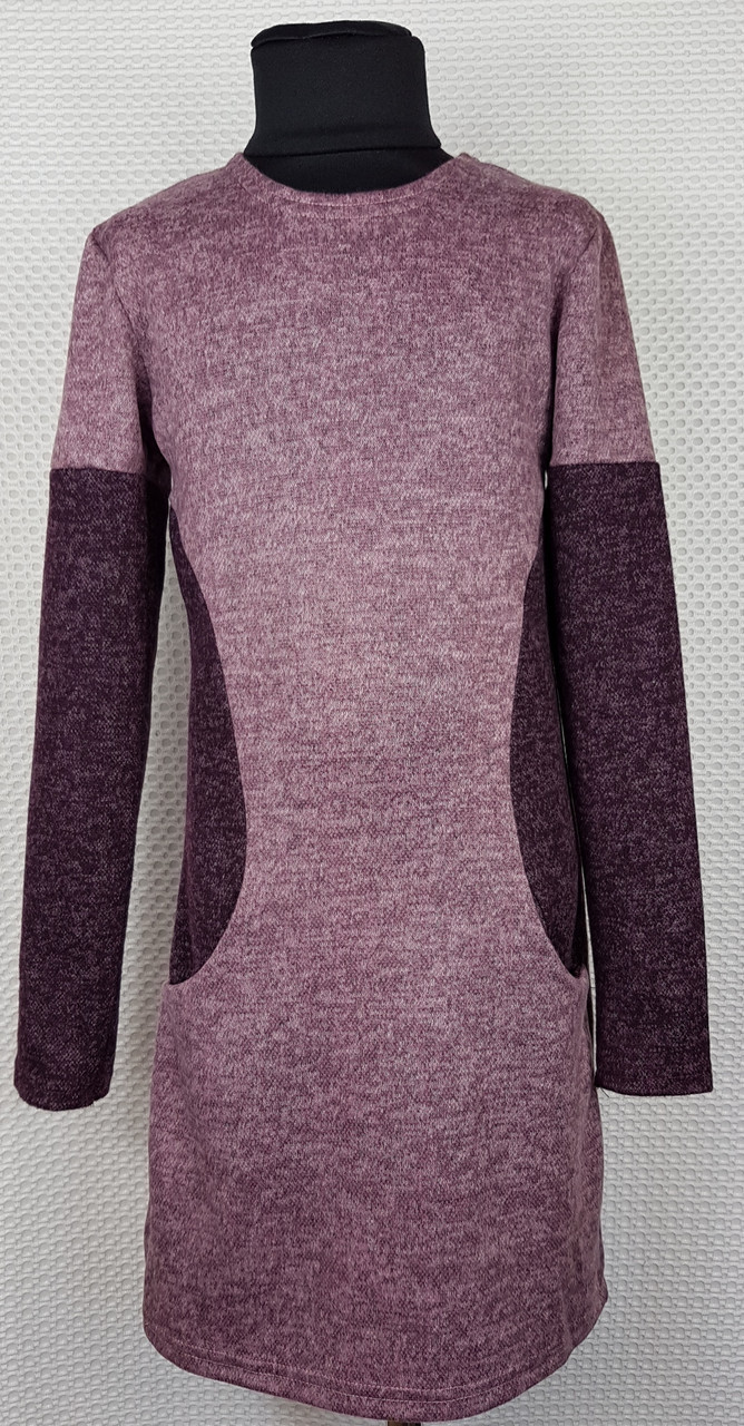 Платье для девочки КОМБИНАЦИЯ №2 Р. 134-152 фрез
