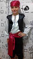 Костюм пирата разбойника карнавальный