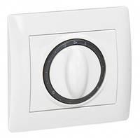 Лицевая панель Выключателя/переключателя механизмов управления вентиляцией Жемчуг Legrand Galea Life (771557)