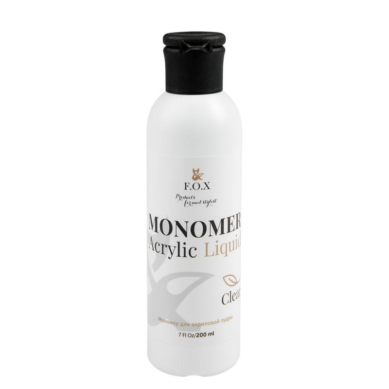 Мономер F.O.X, 200 мл для акрила