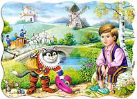 Пазлы для детей Кот в сапогах на 30 элементов Сastorland