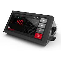 Контроллер для котла (управление вентилятором, насос СО, температура дымовых газов) KGSP30PID, Kg Elektronik