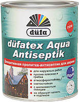 Декоративная пропитка Dufa Düfatex Aqua Antiseptik Орех 0,75л