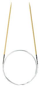 """Спиці """"Takumi"""" Clover   кругові   бамбукові   80 см   2.5 мм"""