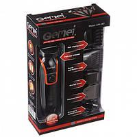 Беспроводная машинка для стрижки волос GEMEI GM-583 + Триммер (46903)