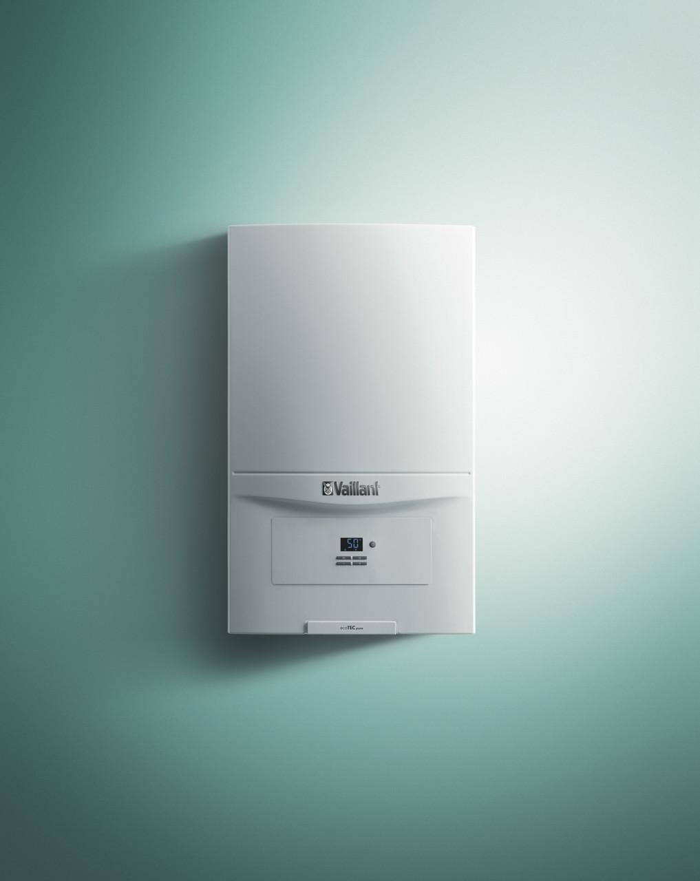 Отопительный конденсационный котел с приготовлением горячей воды Vaillant ecoTEC pure 18,5 кВт, ГВП 24,5 кВт