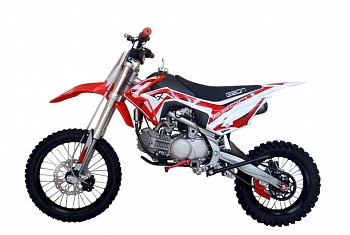 Мотоцикл GEON X-Ride Enduro 125 PRO белый