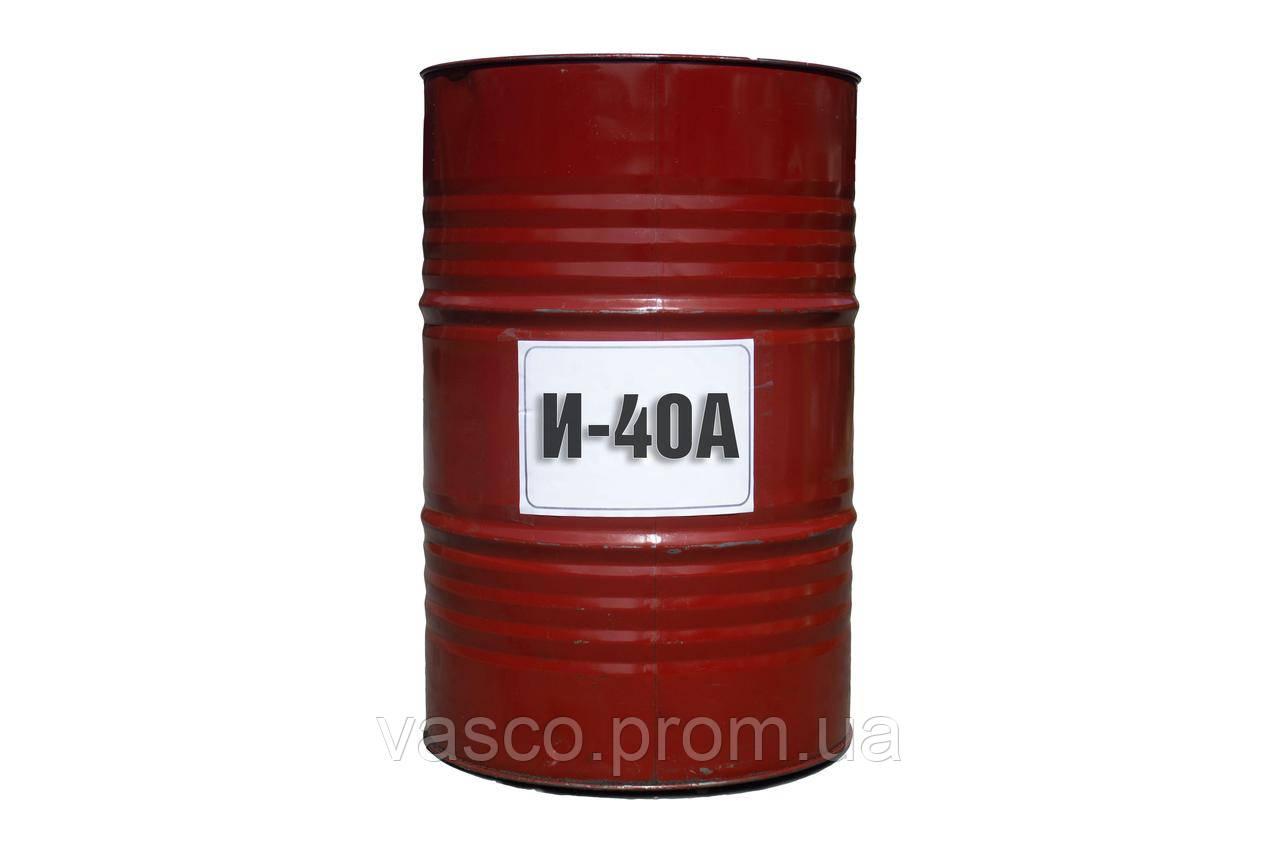 І-40а індустріальна олива налив