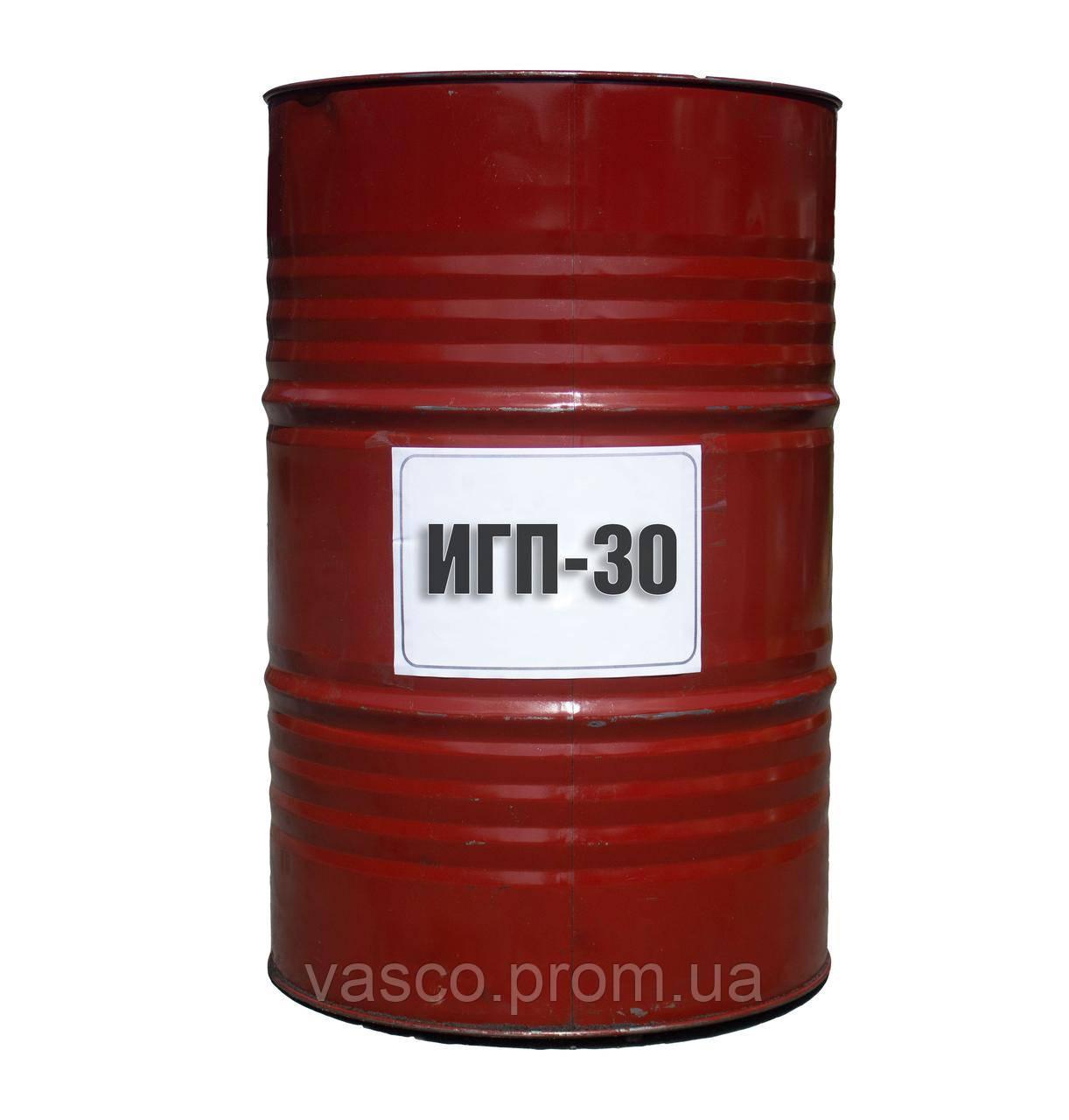 ІГП-30 індустрійна олива налив