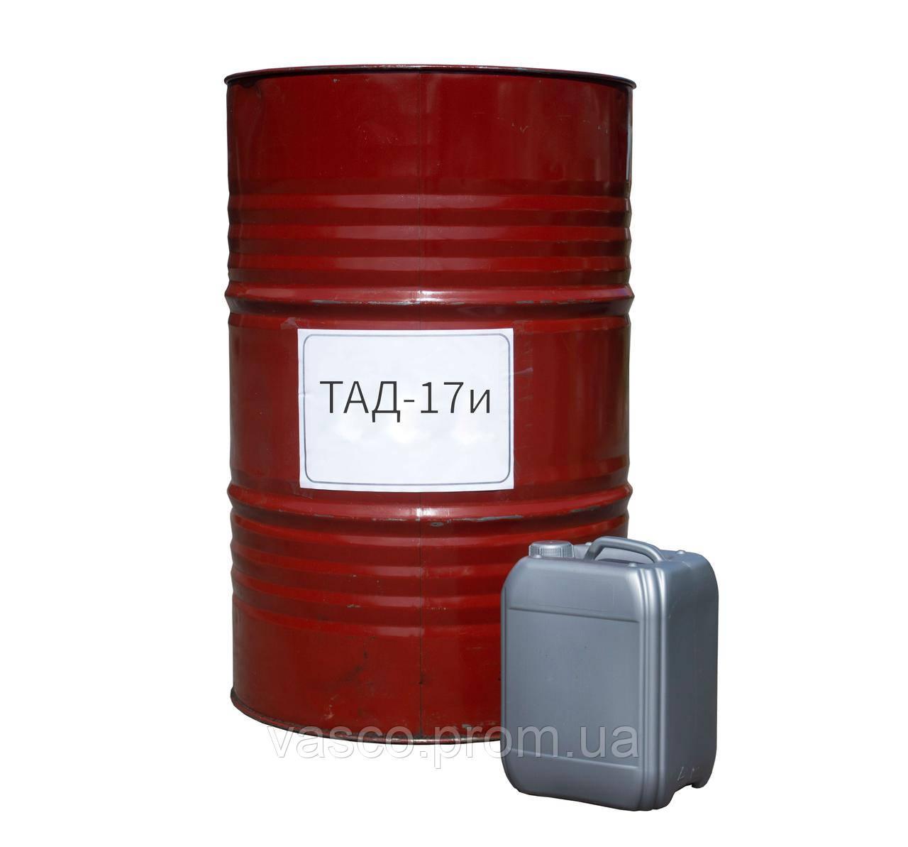 ТАД-17і трансмісійна олива налив