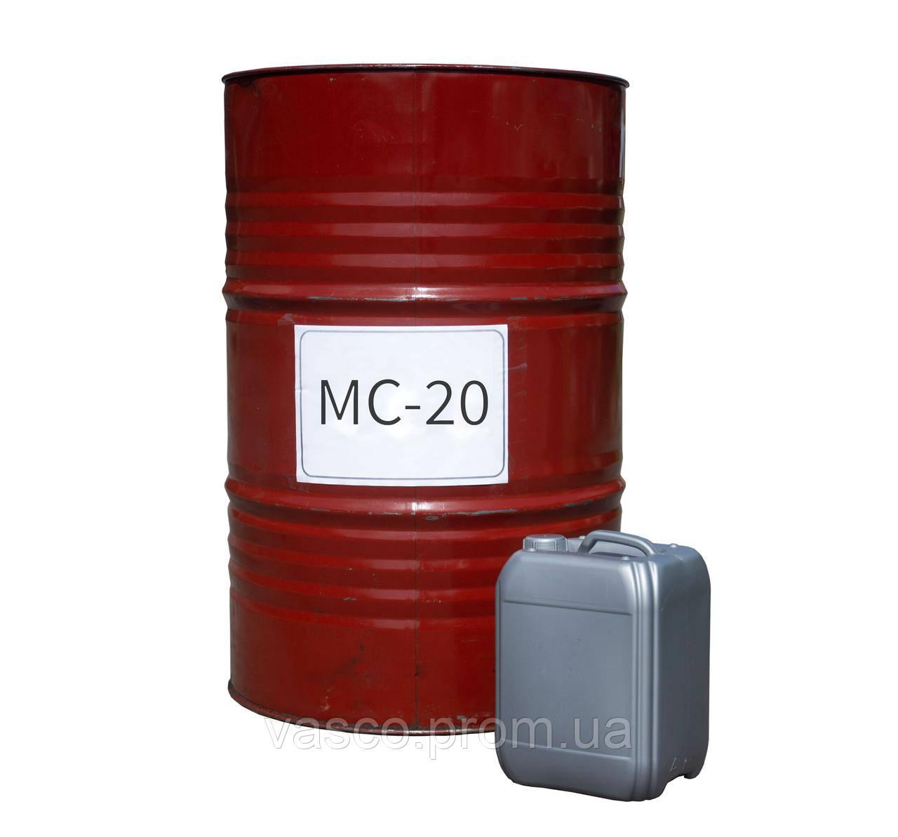 МС-20 олива налив
