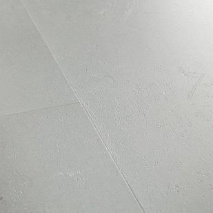 Виниловый пол Quick Step LIVYN AMBIENT CLICK 32кл Минимальный светло-серый AMCL40139