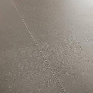 Виниловый пол Quick Step LIVYN AMBIENT CLICK 32кл Минимальный серо-коричневый AMCL40141
