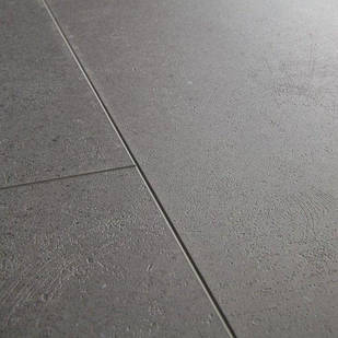 Виниловый пол Quick Step LIVYN AMBIENT CLICK 32кл Нейтральный серый AMCL40138