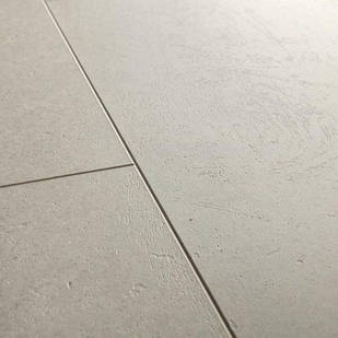 Виниловый пол Quick Step LIVYN AMBIENT CLICK 32кл Яркий песочный AMCL40137