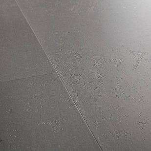 Вініловий підлогу Quick Step LIVYN AMBIENT Click Plus 33 клас Мінімальний помірно-сірий AMCP40140