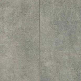 Вініловий підлогу Quick Step LIVYN AMBIENT Click Plus 33 клас Темно-сірий Бетон AMCP40051