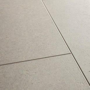 Вініловий підлогу Quick Step LIVYN AMBIENT Click Plus 33 клас Яскравий пісочний AMCP40137