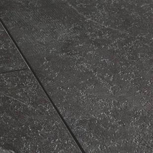 Вініловий підлогу Quick Step LIVYN AMBIENT Click Plus 33 клас Сланець Чорний AMCP40035