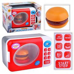 Микроволновка игрушечная Microwave Oven Kitchen Series 6015N